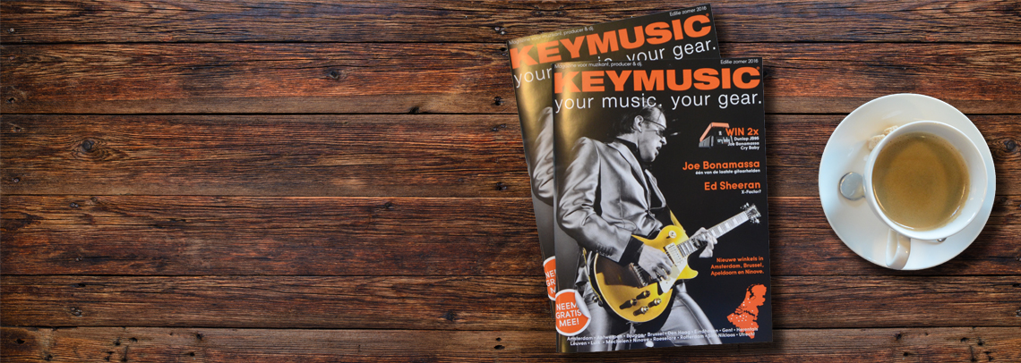 Magazine KEYMUSIC