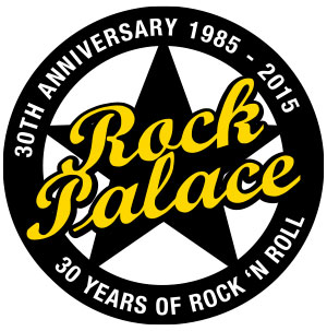 Rock Palace 30 jaar