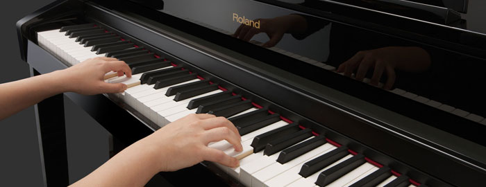 Roland Digitale Piano's