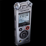 Compact LS Pocket recorders from Olympus