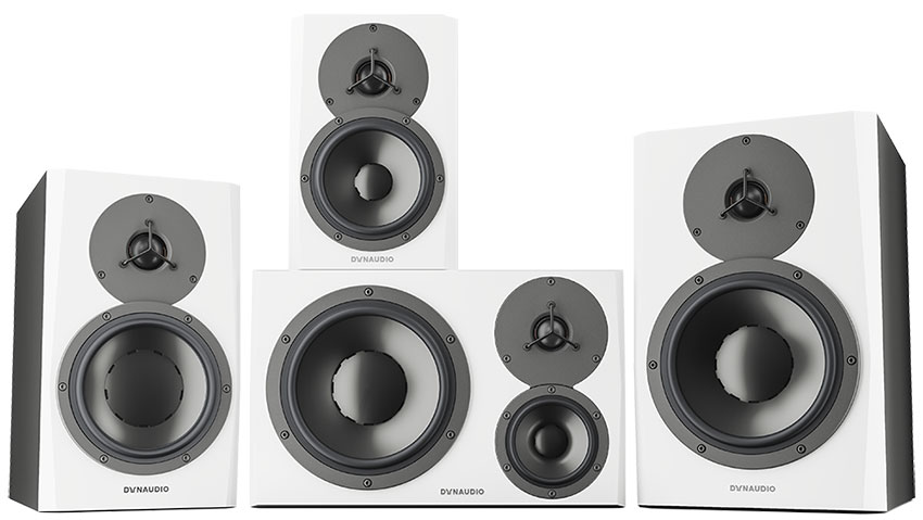 Dynaudio LYD-48 Monitors