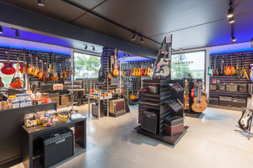 Music Store Bruges