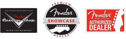 Fender Showcase dealer