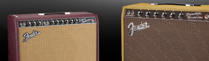 Fender limited edition amps