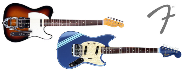 Fender Limited Editions Japan
