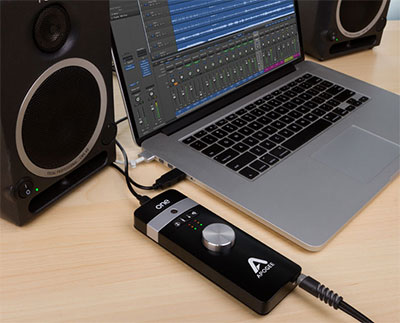 Audio interface Apogee