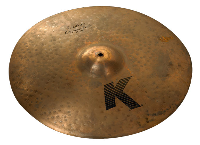 Zildjian K 21 Custom Organic Ride