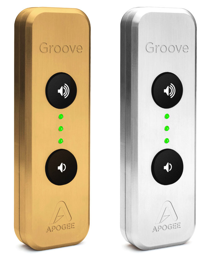 Apogee Groove 30th Anniversary