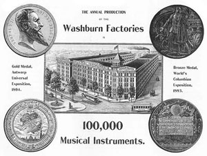 Washburn Chicago