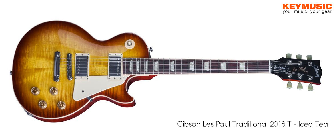 Gibson Les Paul Traditional 2016 T - Iced Tea