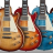 The 2015 Gibson collection