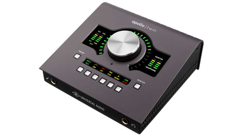 Universal Audio UAD Apollo Twin Mk2