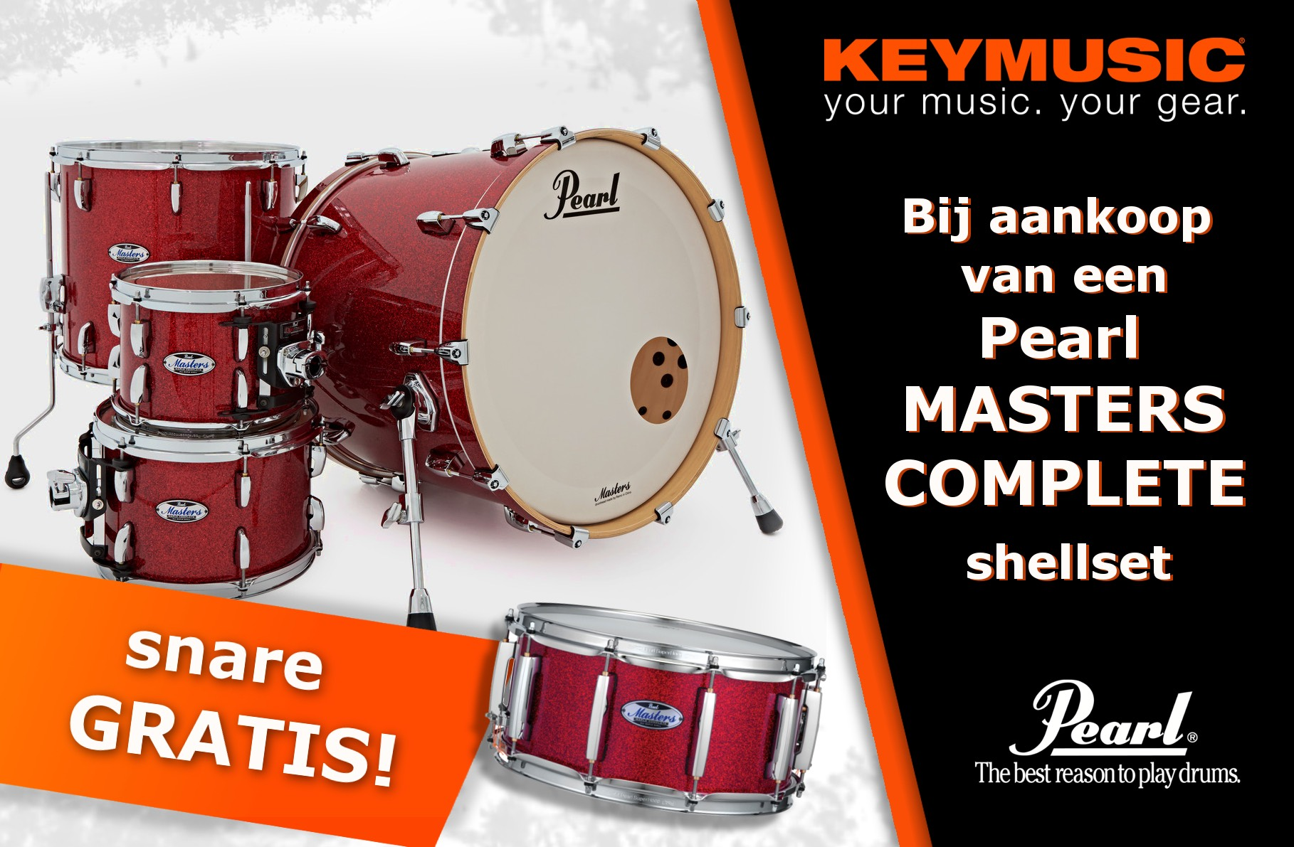 pearl masters complete actie